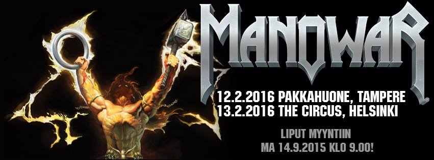 Manowar Finland